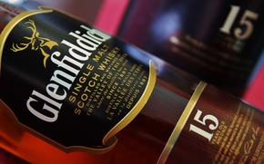 Picture deer, Scotland, Whiskey, single malt, single malt, glenfiddich, 15 years old