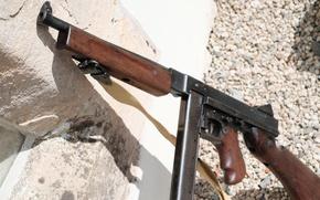 Wallpaper weapons, The gun, Thompson