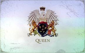 Picture figure, England, group, Music, logo, art, Queen, fan art.