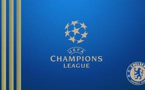 Picture wallpaper, football, Chelsea FC, UEFA Champions League