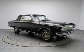 Picture auto, retro, 1963, Dodge Polaria
