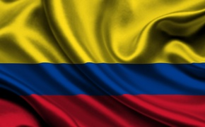 Picture flag, Colombia, colombia