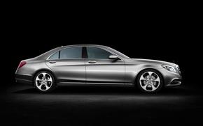 Picture Mercedes-Benz, Mercedes, Mercedes S, S-class, W222