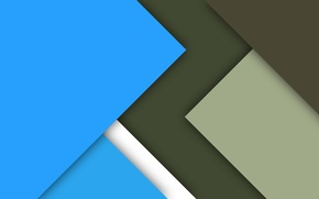 Picture white, green, blue, wallpaper, geometry, material