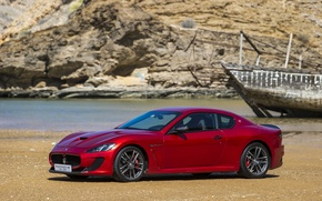 Picture Maserati, GranTurismo, MC Road