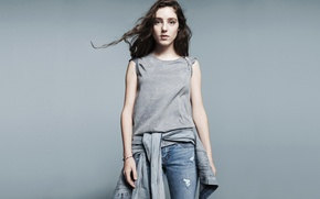 Picture photoshoot, Birdy, the brand GAP