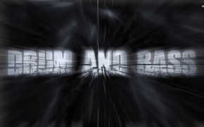Picture background, the inscription, texture, music, test, Bass, Drum