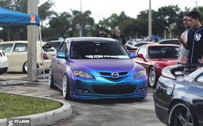 Picture Mazda, Stance, MPS3