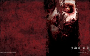 Picture blood, teeth, zombies, zombie, blood, Resident evil, resident evil zero, resident evil 0, HD remaster, …