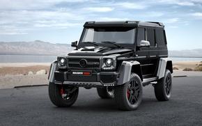 Picture Mercedes-Benz, Brabus, Mercedes, BRABUS, g, 4x4, G-Class, Gelandewagen, W463, 2015