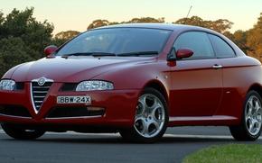 Picture Alfa Romeo, Front, Alfa, Romeo, Alfa Romeo GT, Alfa GT