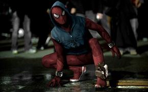 Picture Marvel Comics, clone, Spider-Man, Scarlet Spider, Ben Reilly