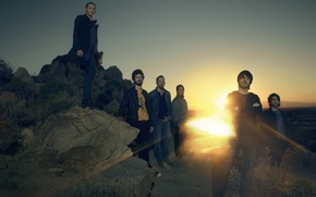 Picture linkin park, chester