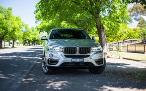 Picture BMW, BMW, X6M, crossover, F16