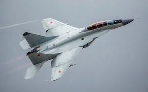 Wallpaper weapons, the plane, MiG-35