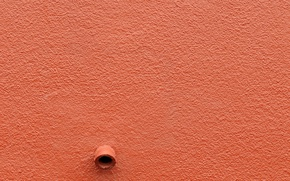 Picture wall, minimalism, pipe