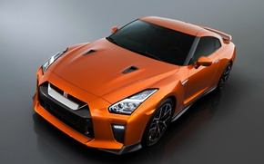 Picture background, Nissan, GT-R, Nissan, R35