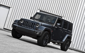 Picture background, tuning, Jeep, tuning, the front, Wrangler, Ringler, Jeep, A Kahn Design, RestorationChallenge