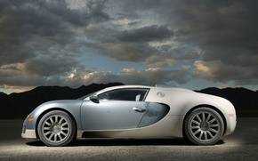 Wallpaper Bugatti, Illumin, Backlight