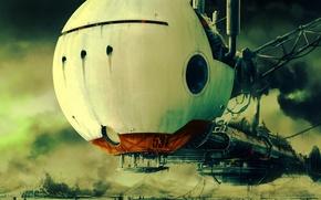 Picture figure, Ship