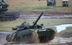 Picture tank, Russia, the show, т80у