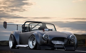 Picture car, shelby, tuning, cobra