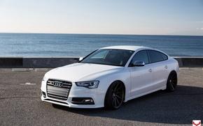 Picture car, Audi, japan, tuning, vossen wheels