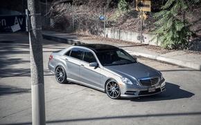 Picture Mercedes Benz, tuning, vossen, E350, Rohana