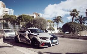 Picture Audi, quattro, rs6, Redigera