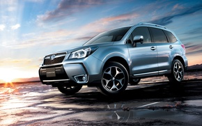 Picture Subaru, Car, Subaru Forester 2, 0XT