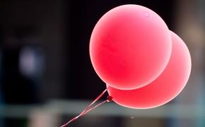 Picture balls, macro, mood, balls, air