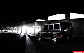 Picture Mercedes Benz, tuning, vossen, Gaelic, G63, G Class, VVSCV