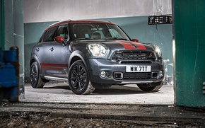 Picture Mini, Cooper, Countryman, mini, Cooper, Park Lane, 2015, R60