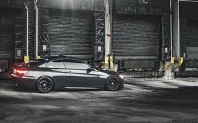 Picture BMW, BMW, black, E92, 328i