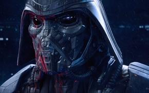 Picture mask, Star Wars, villain, helmet, Darth Vader, Star wars