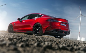 Picture tuning, Tesla, Model S, Larte Design, Elizabeth