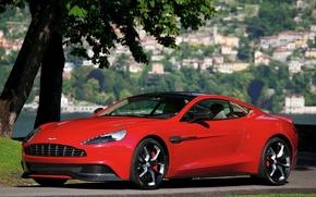 Picture Concept, red, Aston Martin, the concept, supercar, Aston Martin, Project AM310