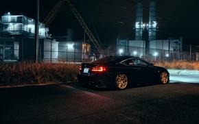 Picture black, Lexus, black, Lexus, F-sport, RC350