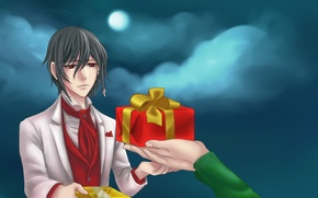 Picture anime, gifts, vampire, manga, Noblesse, the nobility