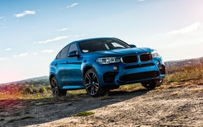 Picture BMW, BMW, crossover, X6 M, F86