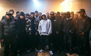 Picture gang, jacket, Eminem, Eminem, rap god