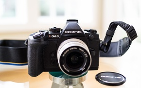 Picture the camera, Olympus, OM-D