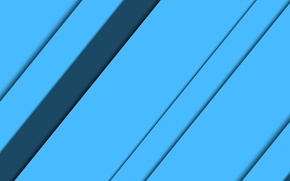 Picture line, blue, design, color, material