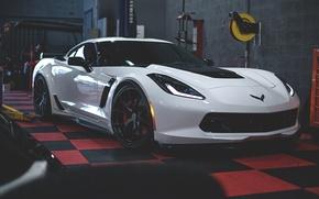 Picture Z06, Corvette, Chevrolet, HRE, P101