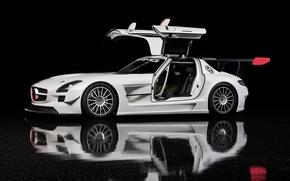 Wallpaper door, Mercedes, AMG