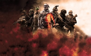Picture combat, OPS, weapon, gun, pistol, american, Rainbow Six, Medal of Honor, war, man, Splinter Cell, ...