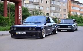 Picture BMW, coupe, E30, 2107