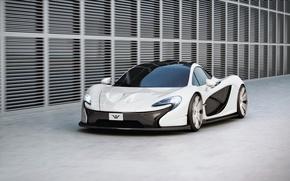 Picture supercar, McLaren, McLaren P1
