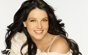 Picture smile, brunette, singer, Britney Spears, Britney Spears
