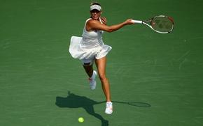Wallpaper sport, tennis, Wozniacki